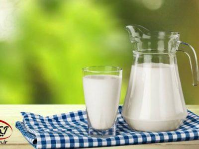 مصرف شیر و دختران