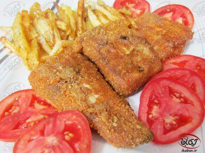 فیله ماهی سوخاری