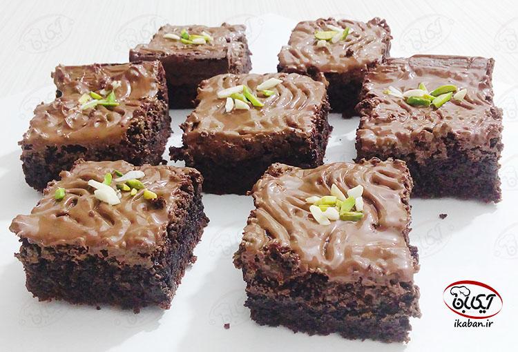 فاج بروانی شکلاتی