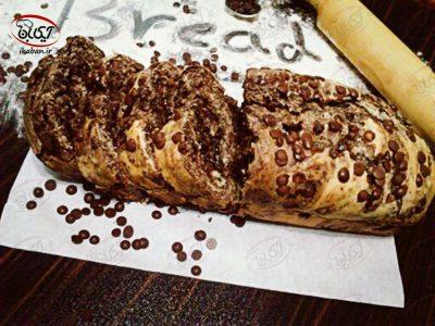 نان شکلاتی