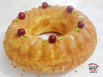 پاوند کیک پنیری