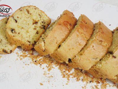 کیک کره بادام زمینی