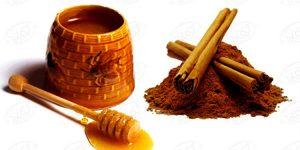 درمان بیماری ها با ترکیب عسل و دارچین