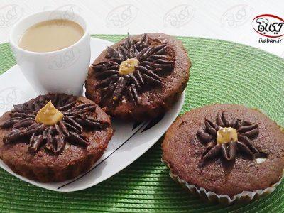 کاپ کیک قهوه