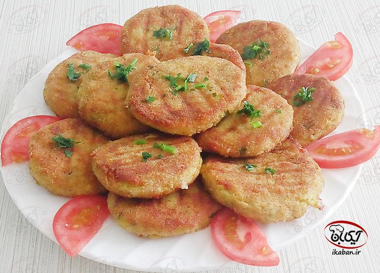 کوکوی مرغ پنیری