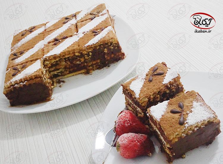 کیک بالرین